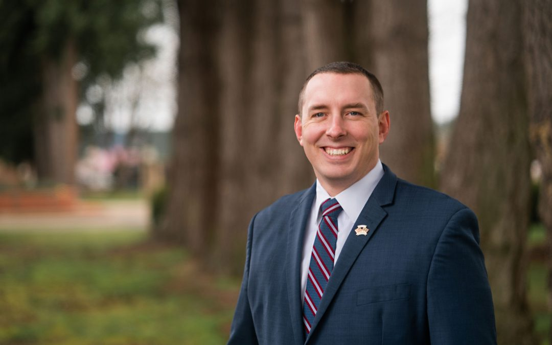 Orting Mayor Josh Penner Announces Run For State Senate
